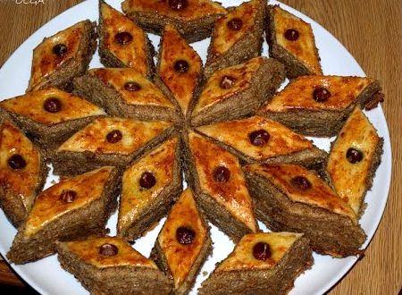 Азербайджанская пахлава рецепт приготовления