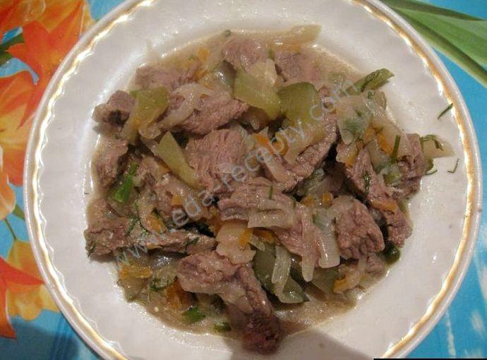 Приготовить курицу с солеными огурцами