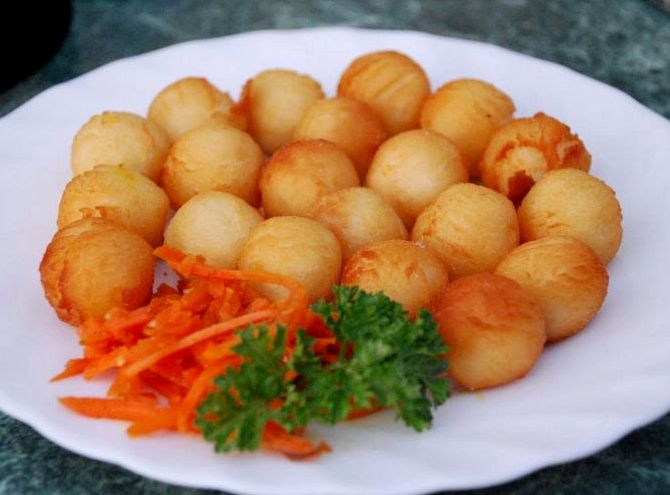 Что приготовить из остатков картофельного пюре рецепт с фото