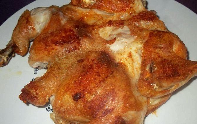 Цыпленок табака рецепт на сковороде пошаговый