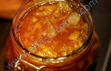 Джем из апельсинов рецепт с фото пошагово