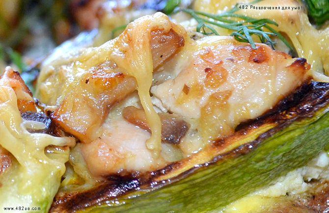 рецепты салатов на день рождения с курицей и грибами