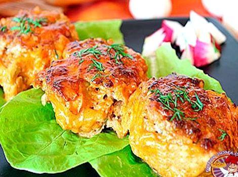 Голубцы с фаршем и рисом в духовке рецепт пошагово
