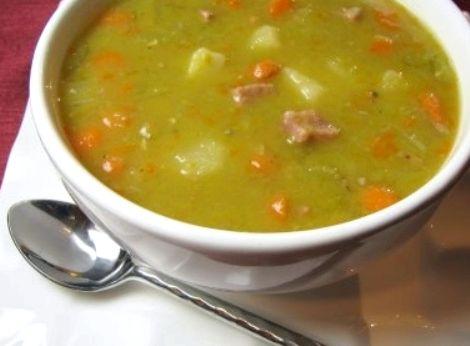 Гороховый суп в мультиварке редмонд пошаговый рецепт с фото