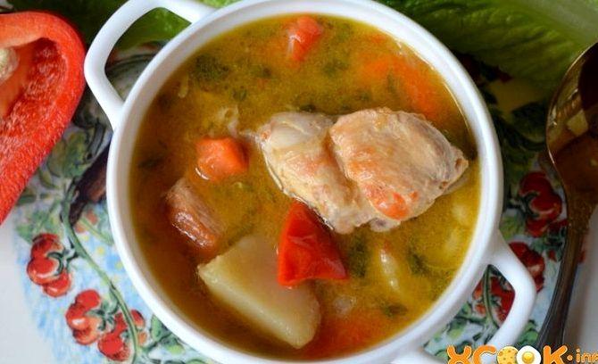 Оливье с куриным филе рецепты
