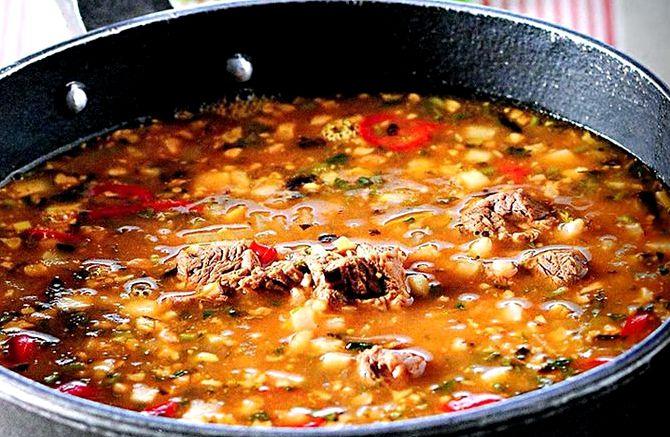 Как приготовить суп-харчо рецепт с фото