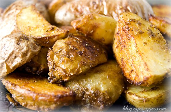 Как вкусно запечь картошку в духовке рецепт