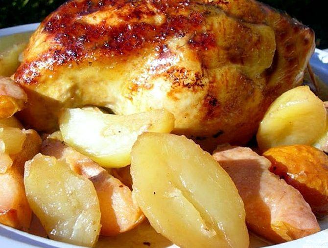 Вкусные рецепты с картошкой и шампиньонами в