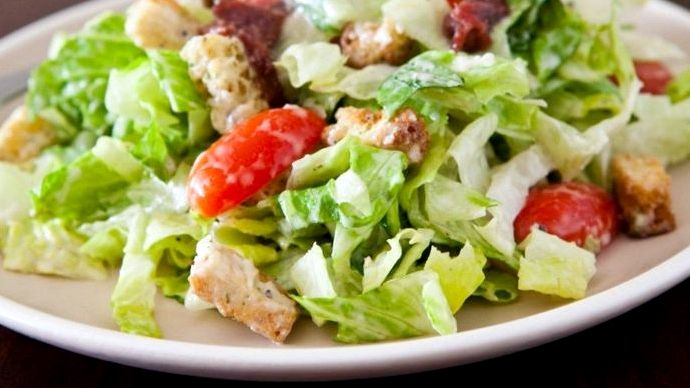 Классический соус для салата цезарь в домашних условиях рецепт