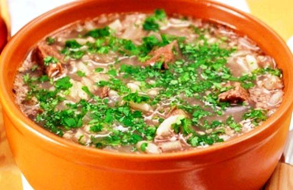 Классический суп харчо рецепт приготовления