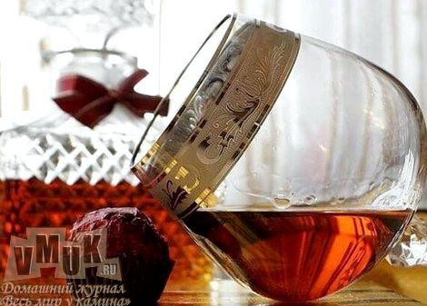 чернослив на коньяке на коньяке напиток рецепт с фото