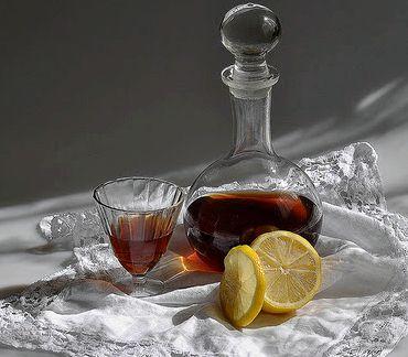 Коньяк на спирту в домашних условиях рецепт