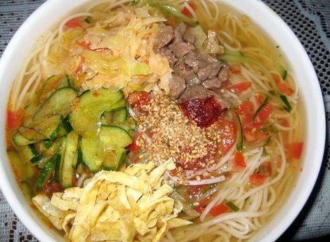 Кукси по корейски рецепт приготовления с фото