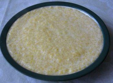 Кукурузная каша в микроволновке рецепт