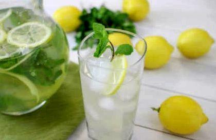 Лимонад имбирный в домашних условиях рецепт с фото
