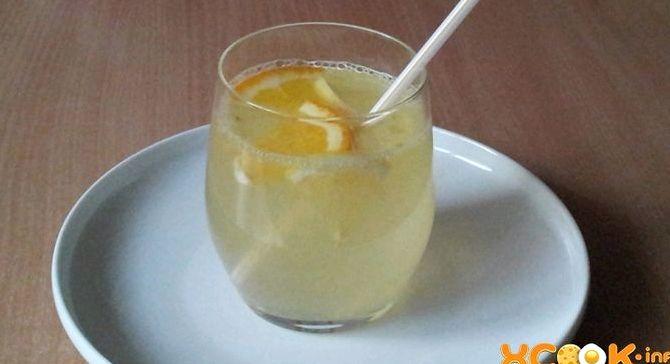 Лимонад в домашних условиях с лимоном и апельсином рецепт
