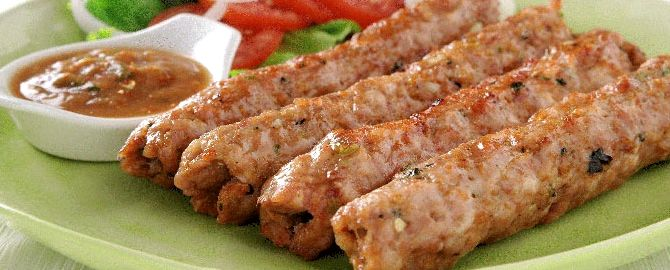 люля-кебаб рецепт пошагово с фото