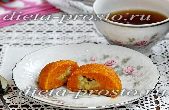 Морковные котлеты диетические рецепт с фото пошагово