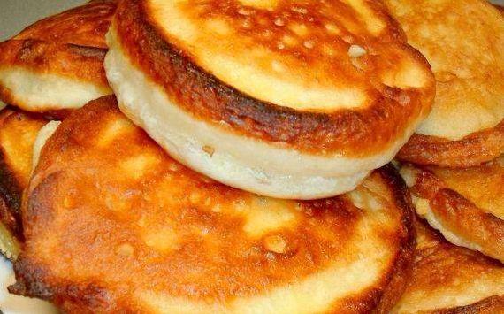 Оладьи с кабачками на кефире пышные рецепт пошагово 180