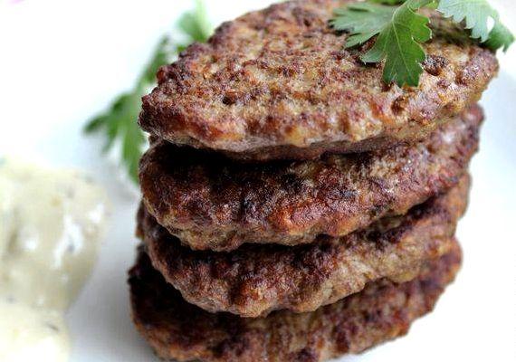 Оладья из говяжьей печени рецепт с фото