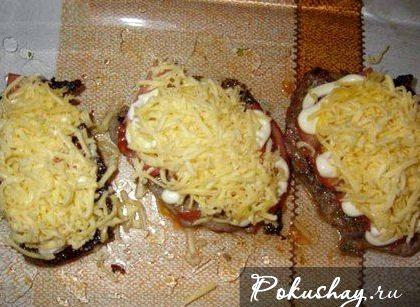 отбивные в духовке из говядины рецепт с фото