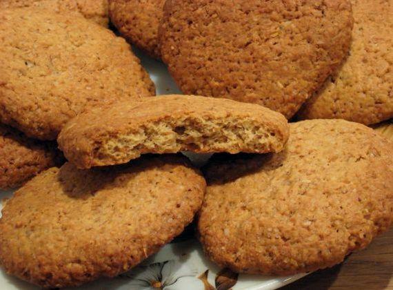 Овсяное печенье при грудном вскармливании рецепт