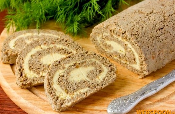Паштет из печени говяжьей рецепт в домашних