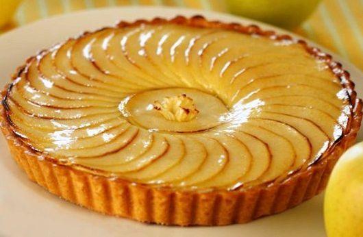 Пирог с абрикосами и яблоками рецепт с фото