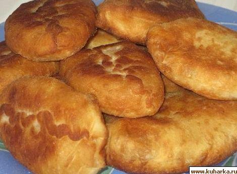 Пирожки с капустой рецепт с фото пошагово