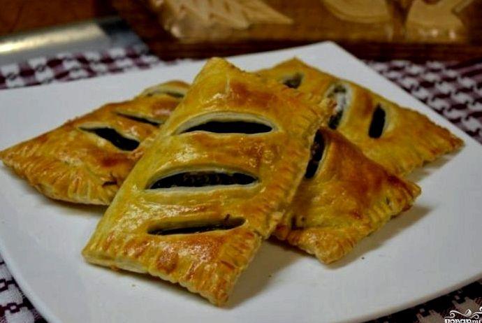 Пирожки с щавелем рецепт с фото в духовке