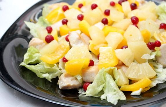 простой вкусный салат рецепт с фото