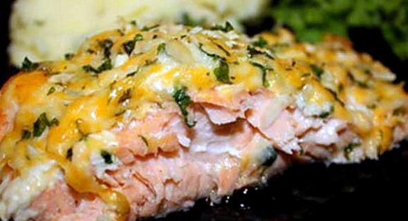 Рецепты горбуши запеченной в духовке с картошкой 78