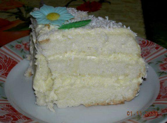 Рецепт с фото торт с масляным кремом