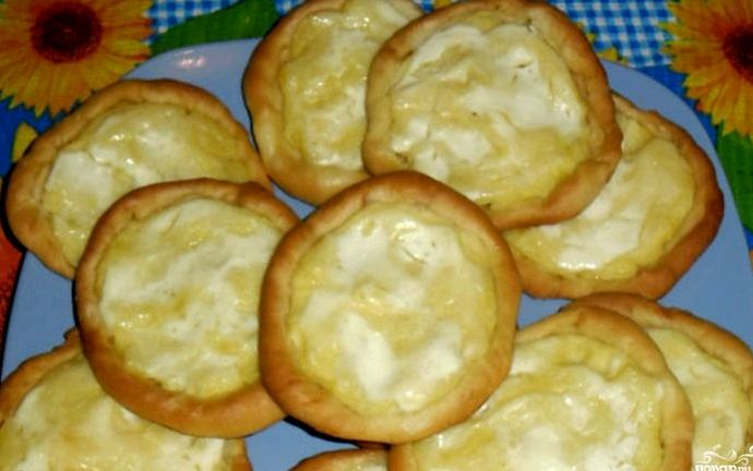 Рецепт шаньги с картошкой с фото без дрожжей