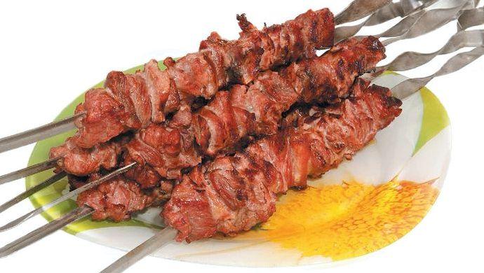 Рецепт шашлыка из говядины классический рецепт