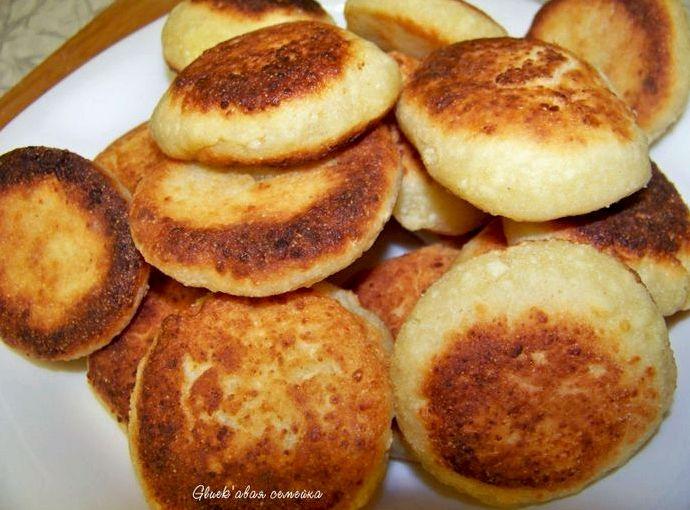 Рецепт сырников из творога с фото с манкой