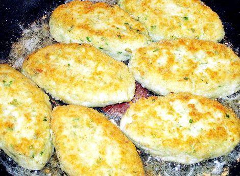 Рыбные котлеты рецепт очень вкусно из судака