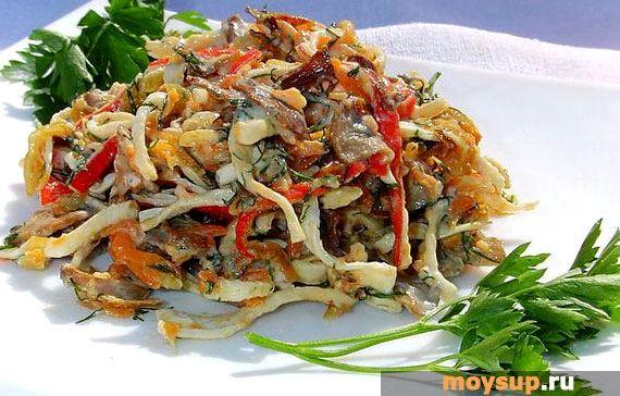 Рецепт блюд из говядины с капустой