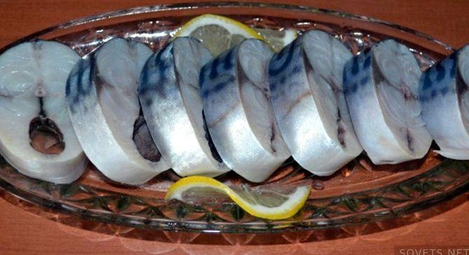 Рыба соление в домашних условиях