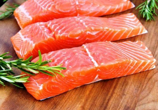 Соление красной рыбы в домашних условиях рецепт