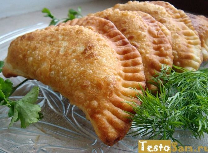 Тесто для чебуреков рецепт с фото в хлебопечке