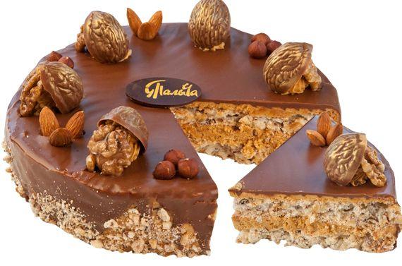 торт ореховый по королевски рецепт с фото пошагово