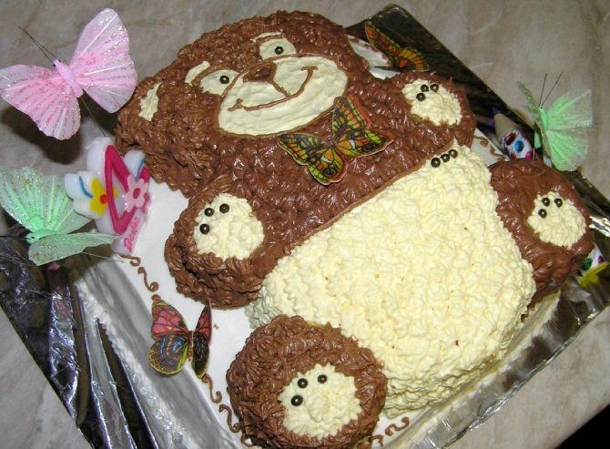проблемы рецепты тортов ко дню рождения с фото пошагово нужны