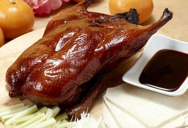 Утка по-пекински рецепт с фотографиями в домашних условиях