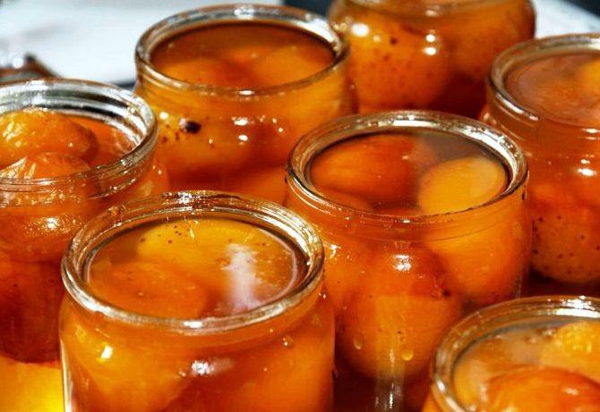 Варенье из абрикосовых косточек рецепт