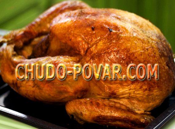Запеченная индейка в духовке рецепт с фото