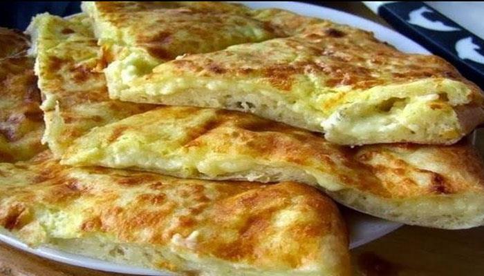Хачапури из лаваша с сыром рецепт на сковороде