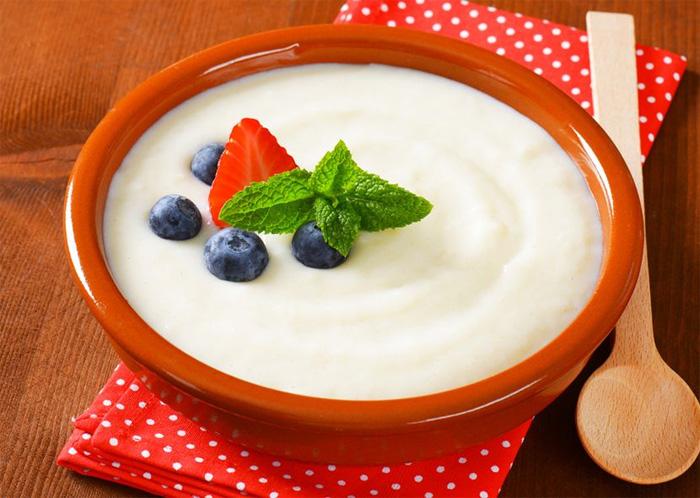 Рецепт манной каши на молоке на 1 порцию