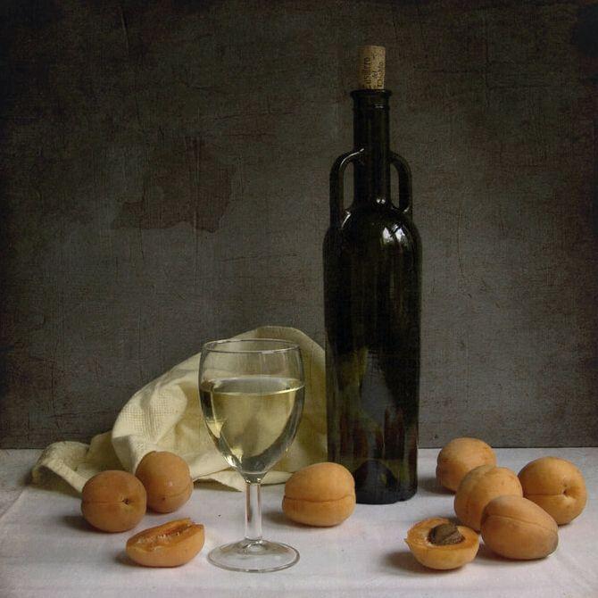 Абрикосовое вино в домашних условиях рецепт с фото