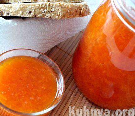 Абрикосовый джем в хлебопечке рецепт с фото